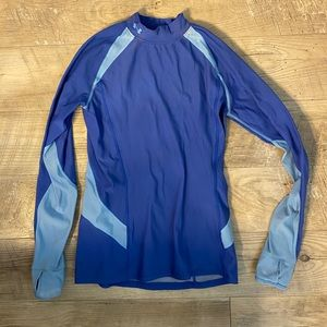 Under Armour Long Sleeve Running Cold Weather Top